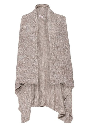 Strickweste Zipfelform Sheego Style Style Sheego In In Strickweste Sheego In Style Zipfelform Strickweste vUnTq