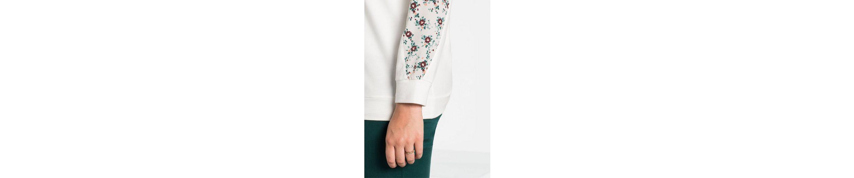 sheeGOTit Sweatshirt, mit überschnittenen Ärmeln