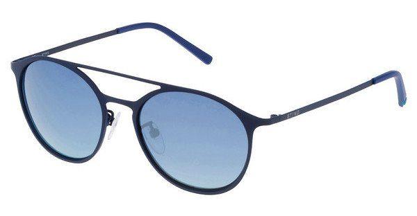 Sting Damen Sonnenbrille » SS4902«, schwarz, 6AAX - schwarz/weiß