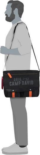 CAMP DAVID Notebooktasche / Tablet Rock Ridge 30208
