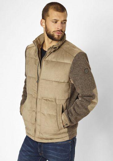S4 Jackets wärmende Wolloptik-Jacke Northlander