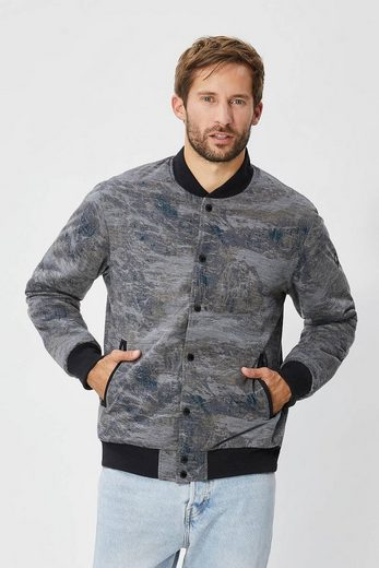 Super.Natural Blouson M MOUNTAIN BOMBER PRINTED