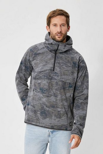Super.Natural Funktionsjacke M MOUNTAIN ANORAK PRINTED
