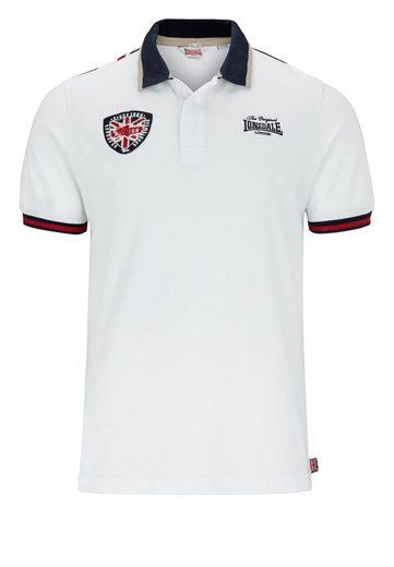 Lonsdale Poloshirt BAMSTON
