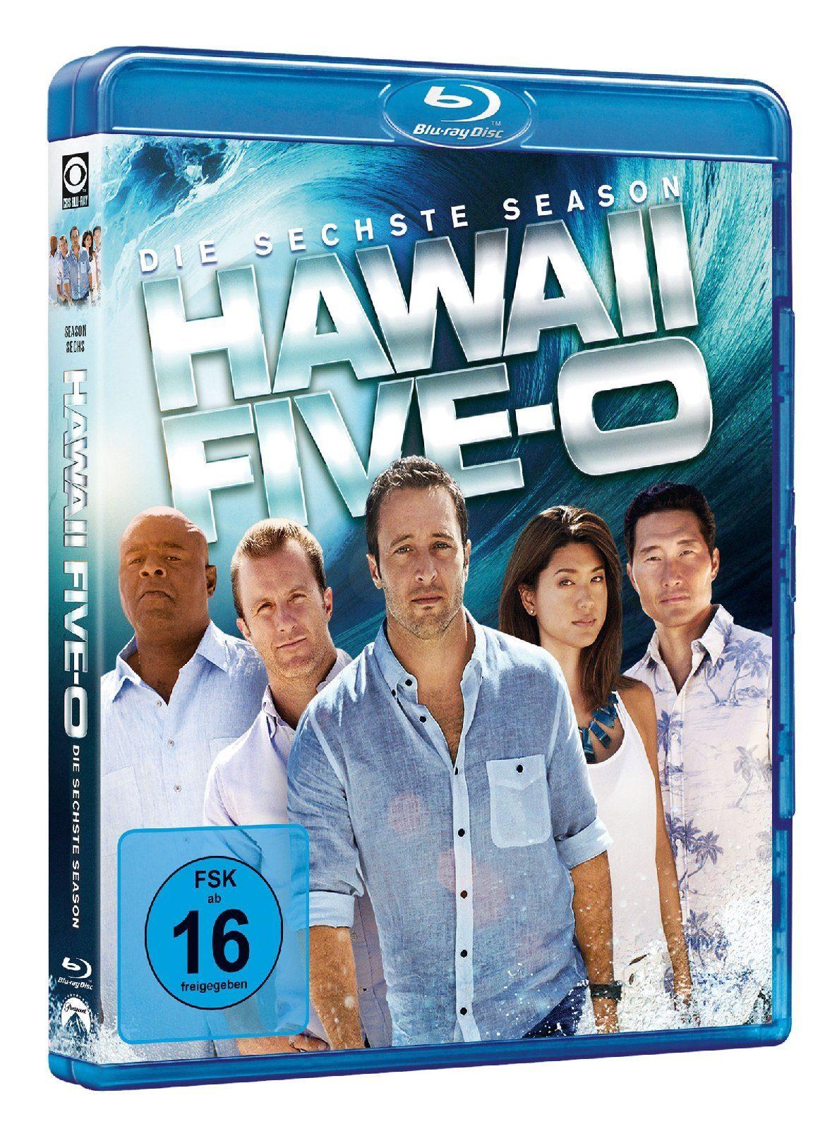 Universal Hawaii Five-O - Season 6 »Blu-ray«