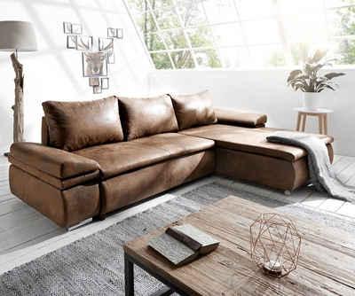 Sofa Couch Mit Schlaffunktion Online Kaufen