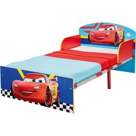 WORLDS APART Kinderbett, Disney Cars, 70 x 140 cm