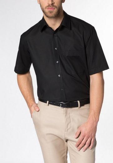 Eterna Short Sleeve Shirt Short Sleeve Shirt Comfort Fit