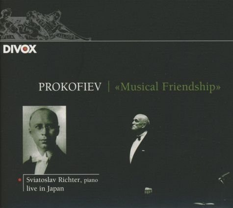 Audio CD »Sergej Prokofjew: A Musical...«