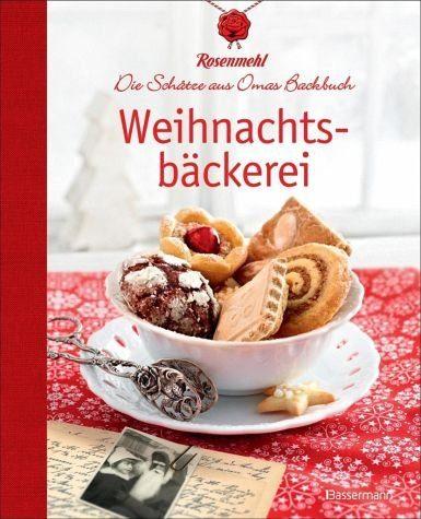Gebundenes Buch »Weihnachtsbäckerei«