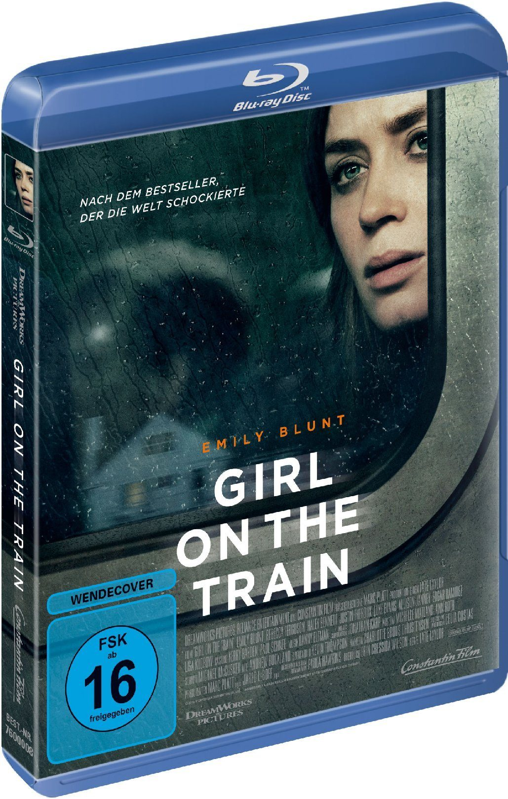 Universal Girl on the Train »Blu-ray«