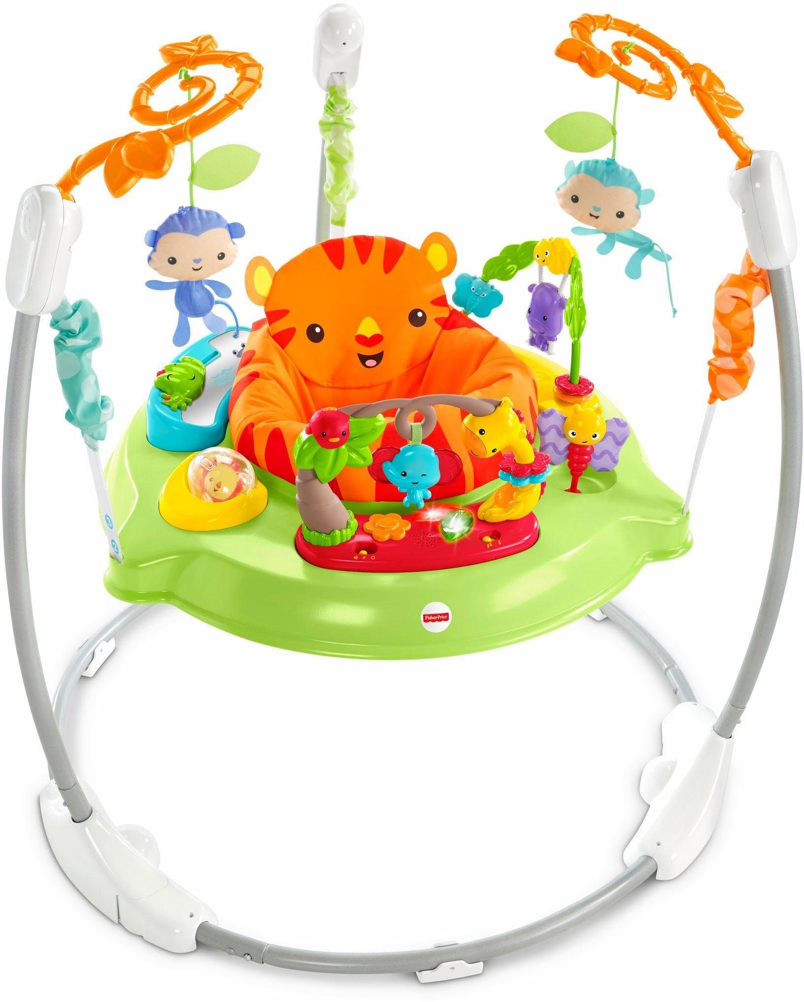 Fisher Price Lauflernhilfe, »Rainforest Jumperoo«