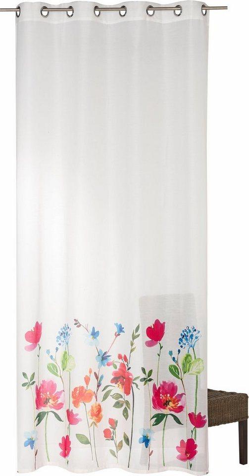 gardine fd summer breeze 04 freundin home collection sen 1 st ck online kaufen otto. Black Bedroom Furniture Sets. Home Design Ideas