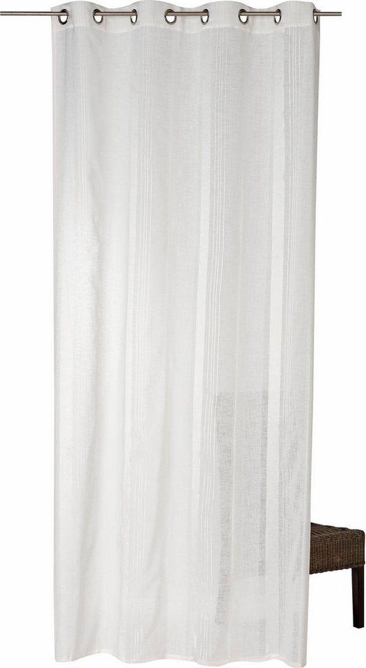 gardine fd sea dream freundin home collection sen 1 st ck online kaufen otto. Black Bedroom Furniture Sets. Home Design Ideas