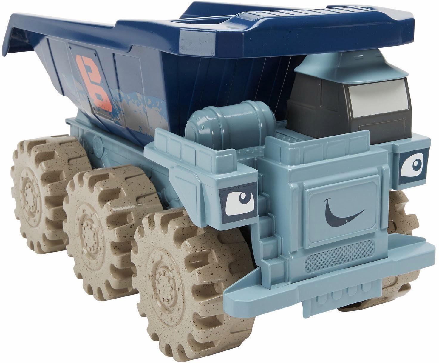 Mattel Spielzeugauto, »Bob der Baumeister Mega Rumms«