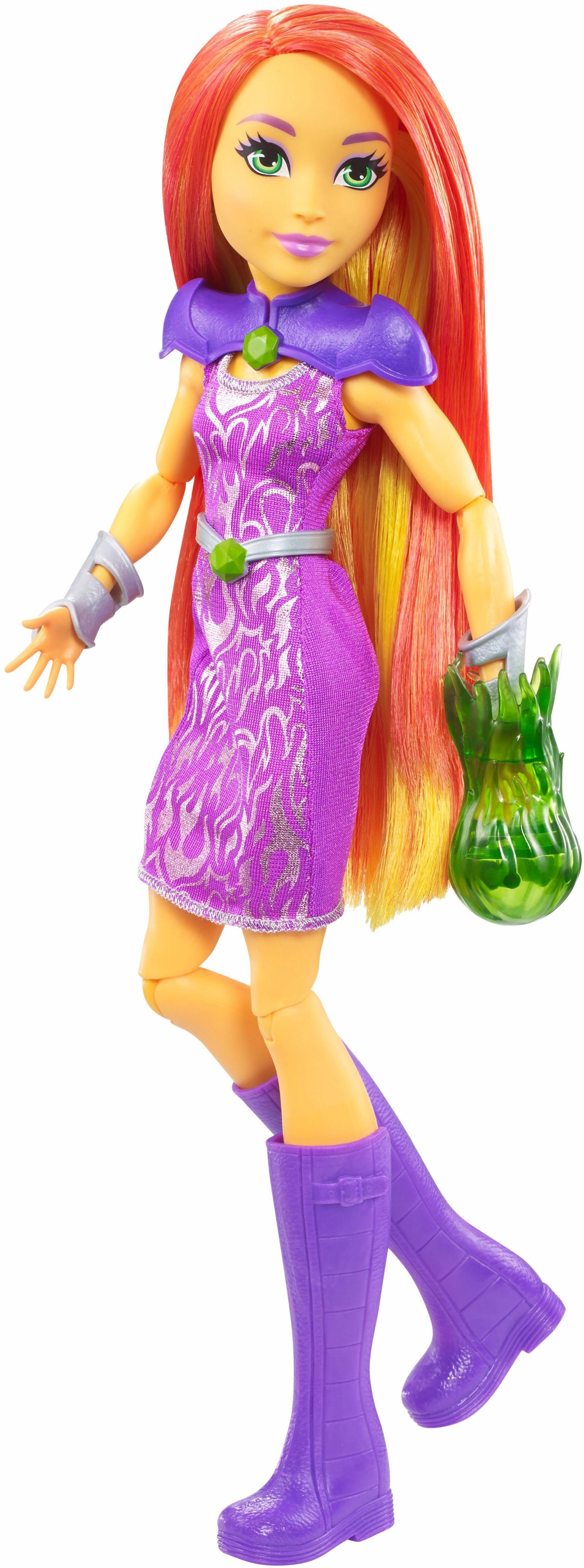 Mattel Actionfigur, »DC Super Hero Girls Starfire«