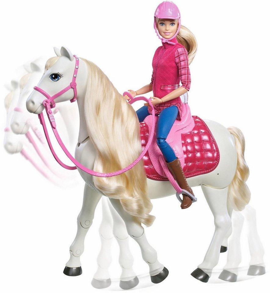 Mattel puppe mit interaktivem pferd barbie traumpferd online mattel puppe mit interaktivem pferd barbie traumpferd thecheapjerseys Images