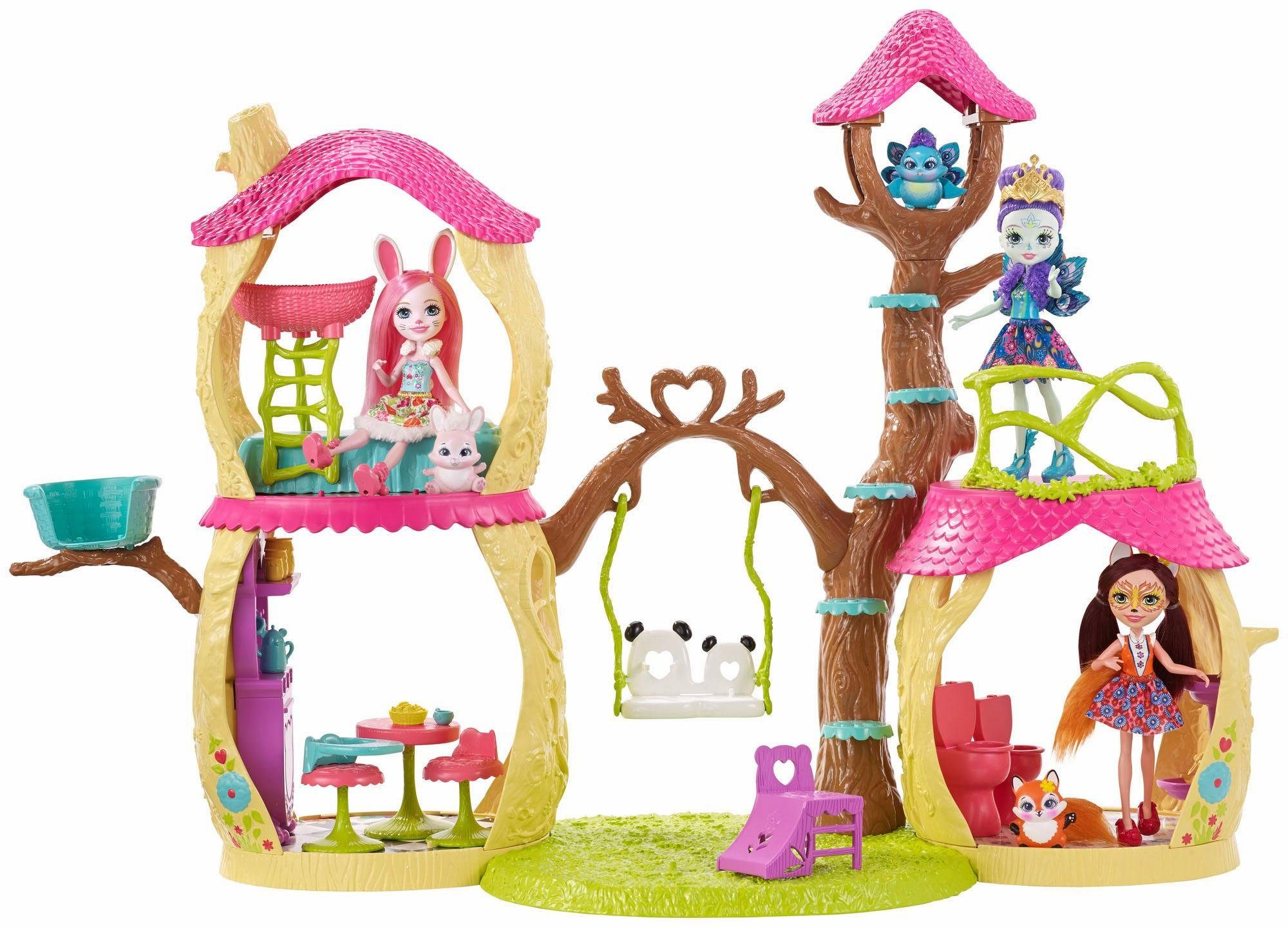 Mattel Spielset, »Enchantimals Panda«