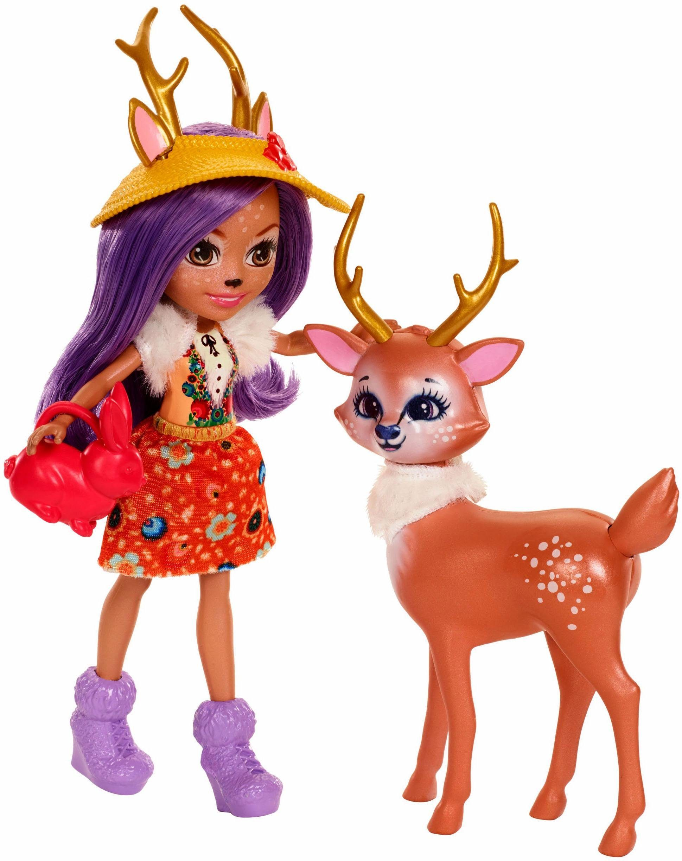 Mattel Spielset, »Enchantimals Gartenzauber«