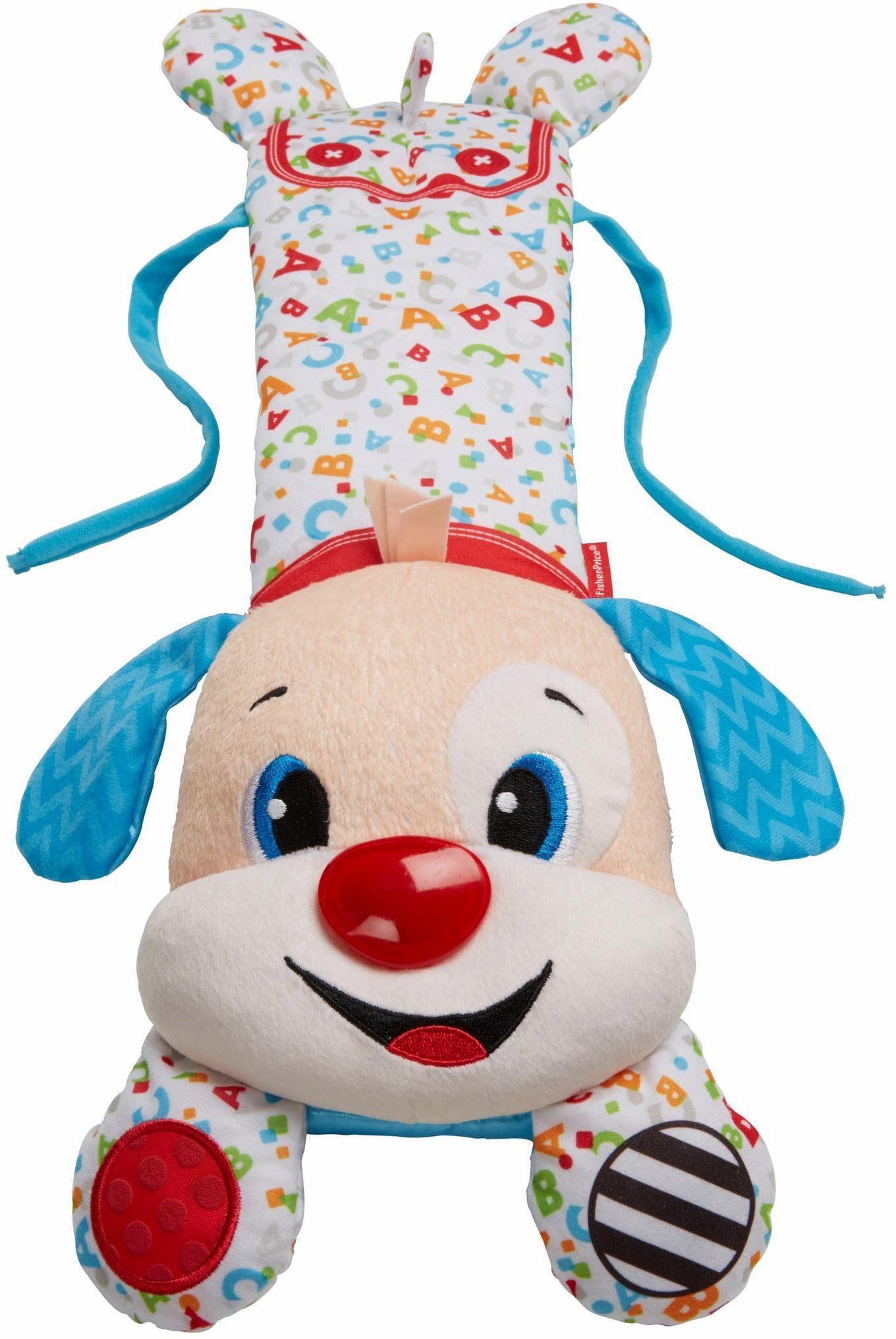 Fisher Price Lernspielzeug, »Lernspaß Kinderbett Hündchen«