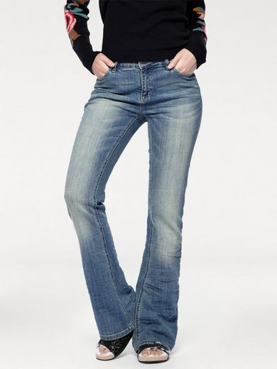 RICK CARDONA by Heine Jeans in Bootcut-Form