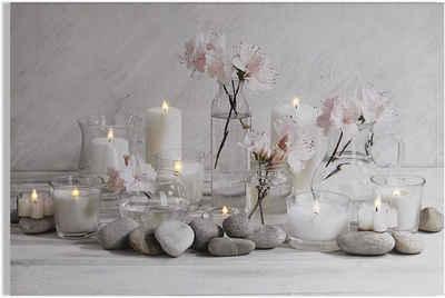 Art for the home LED-Bild »LED Serenity«, (1 Stück)