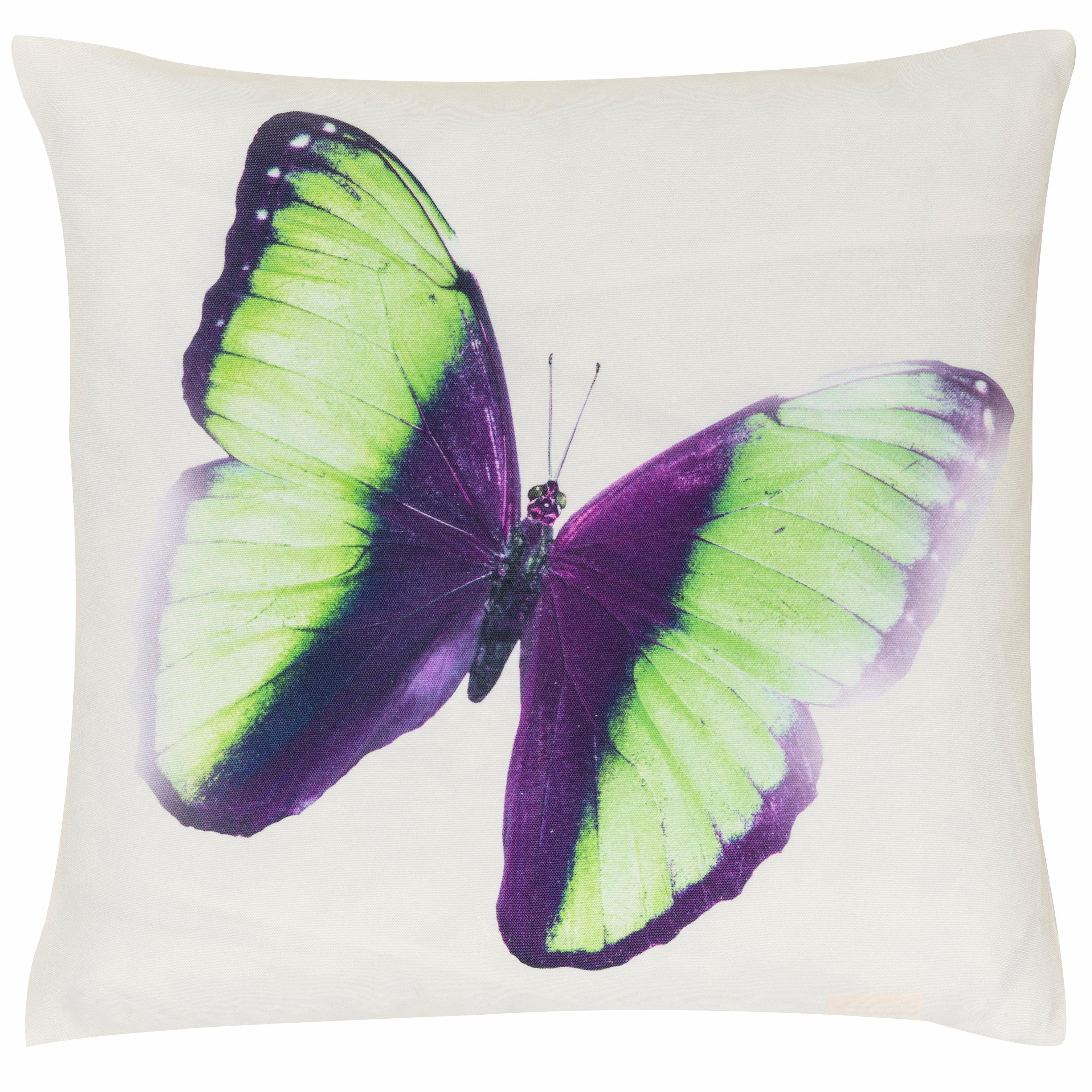 Dekokissen »KI Summer Butterfly«, freundin Home Collection