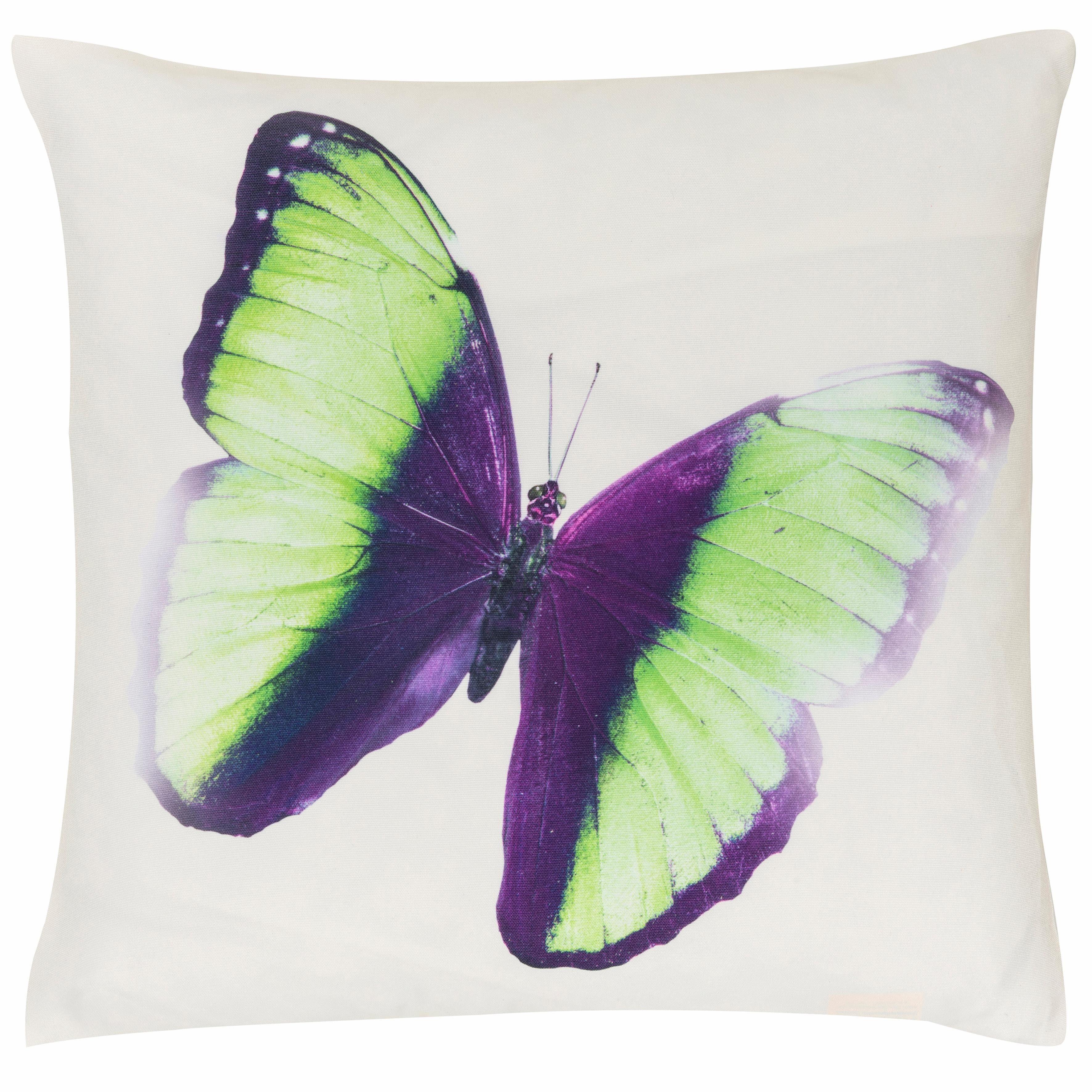 Dekokissen »KI Summer Butterfly«, freundin Home Collection