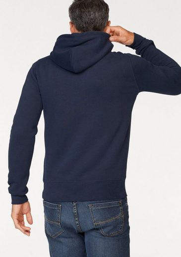 Gant Kapuzensweatshirt EMBRODERY