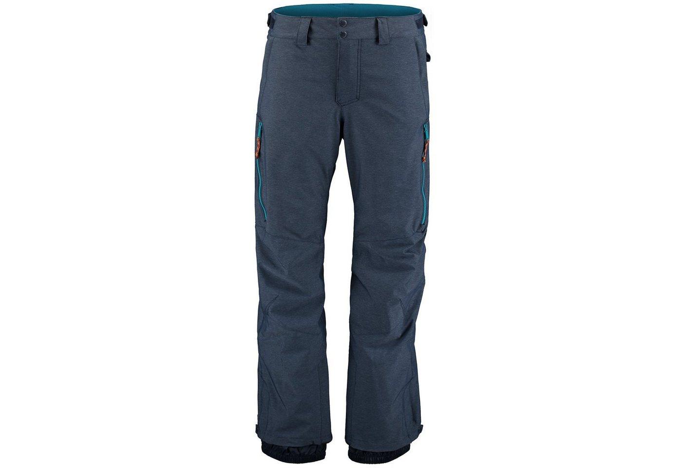 O´Neill Snowboardhosen »Construct«   Sportbekleidung > Sporthosen > Snowboardhosen   Blau   Polyamid - Polyester - Elasthan   O´Neill