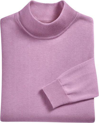 Classic Pullover in angenehm weicher Qualität