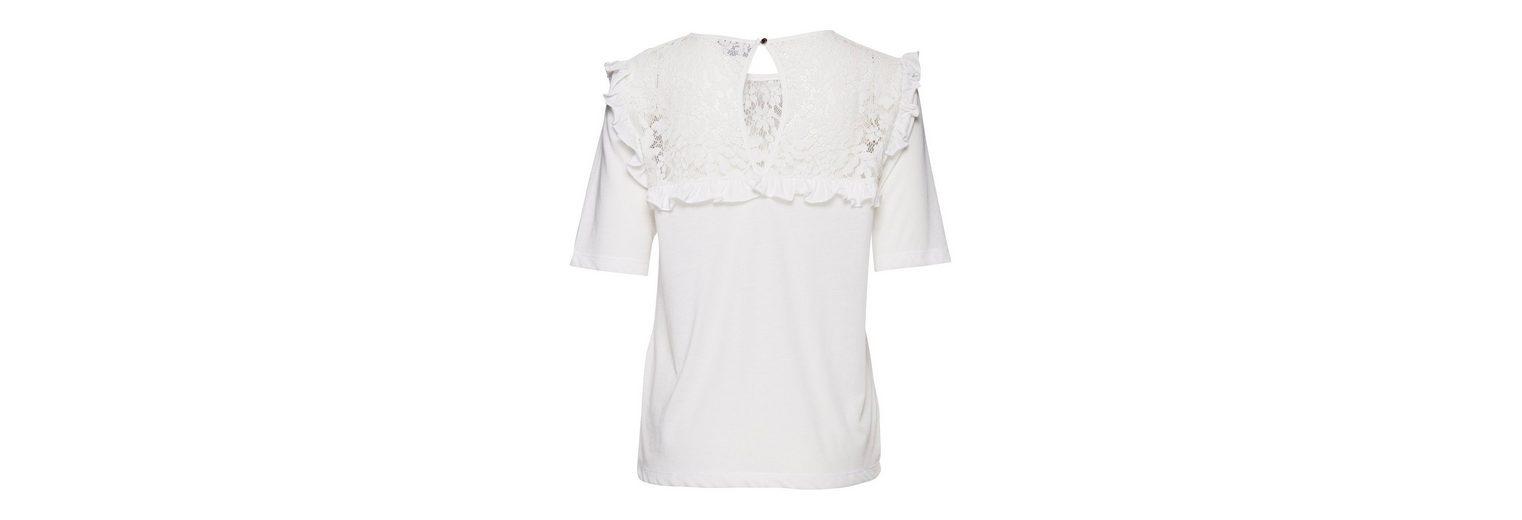 Rabatt Wiki b.young Tanktop Tikki lace blouse Auslass Verkauf Die Besten Preise Günstig Online VQdZFrk