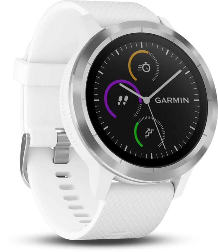 garmin smartwatch vivoactive 3 online kaufen otto. Black Bedroom Furniture Sets. Home Design Ideas