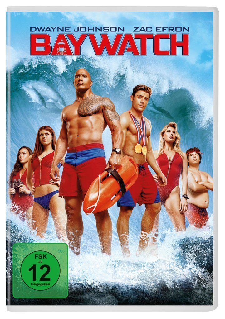 Universal DVD - Film »ClubCinema - Baywatch«