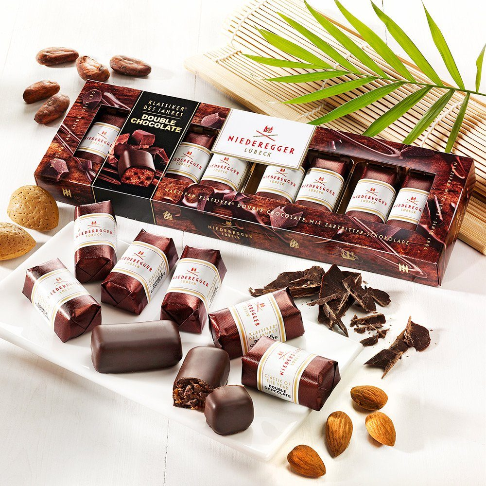 Niederegger Niederegger Klassiker des Jahres Double Chocolate