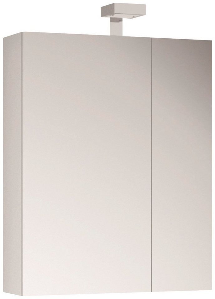 Turbo ALLIBERT Spiegelschrank , Breite 60 cm mit LED-Beleuchtung online HD51