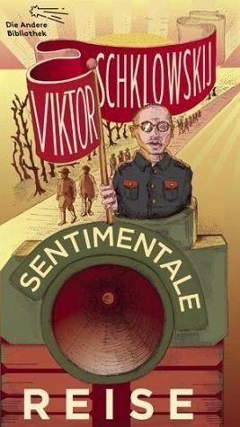 Gebundenes Buch »Sentimentale Reise«