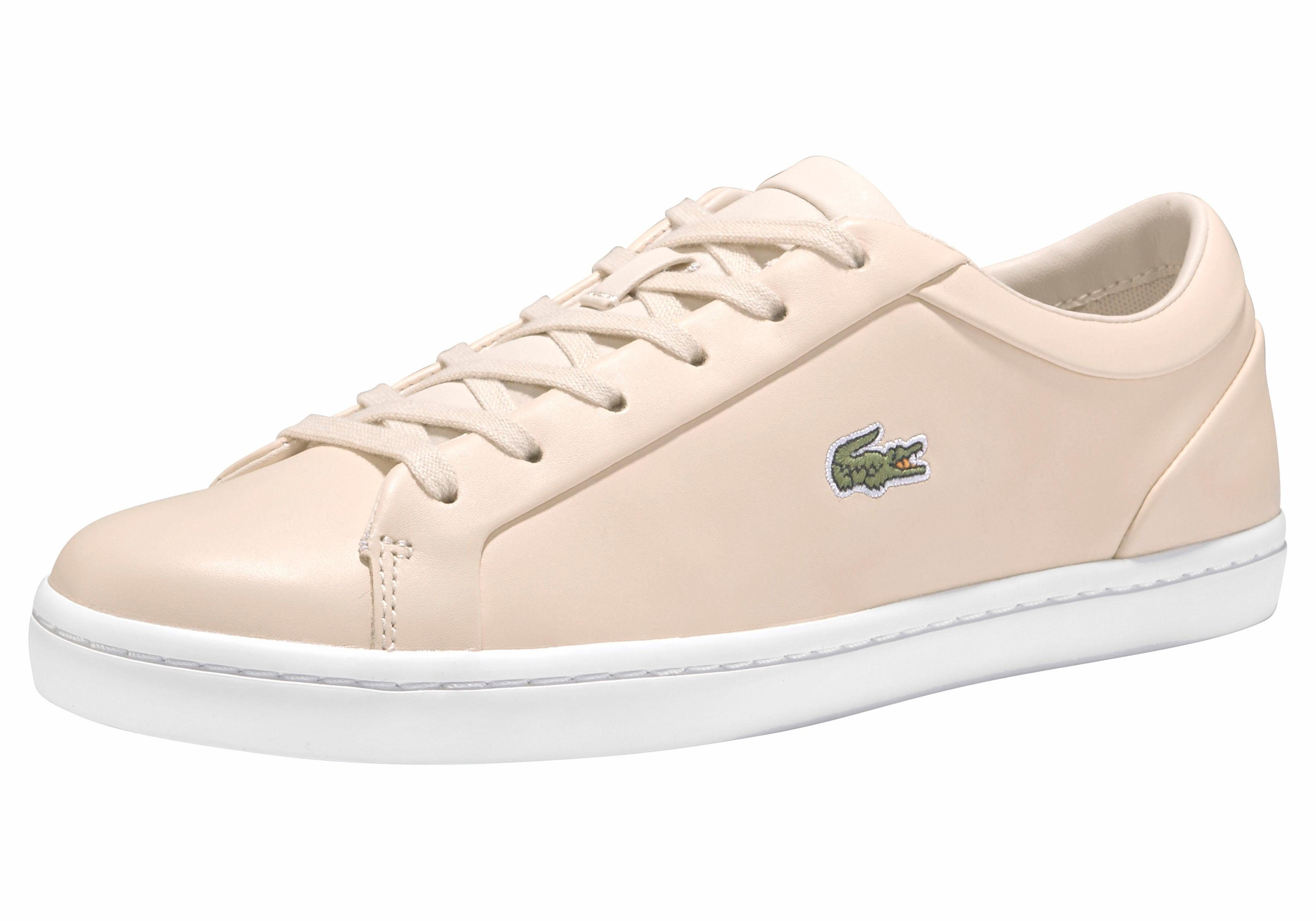 Lacoste »Straightset Lace 317 3 CAW« Sneaker