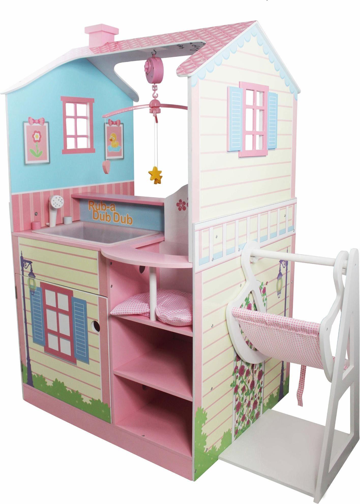 TEAMSON Kids Puppenhaus