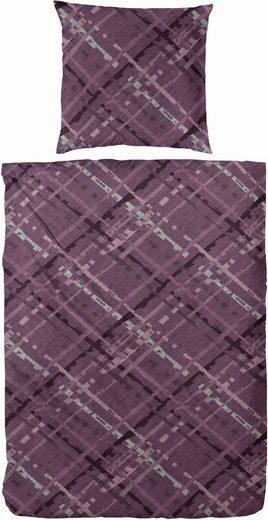 Bettwäsche »Lucian«, Primera, mit Muster