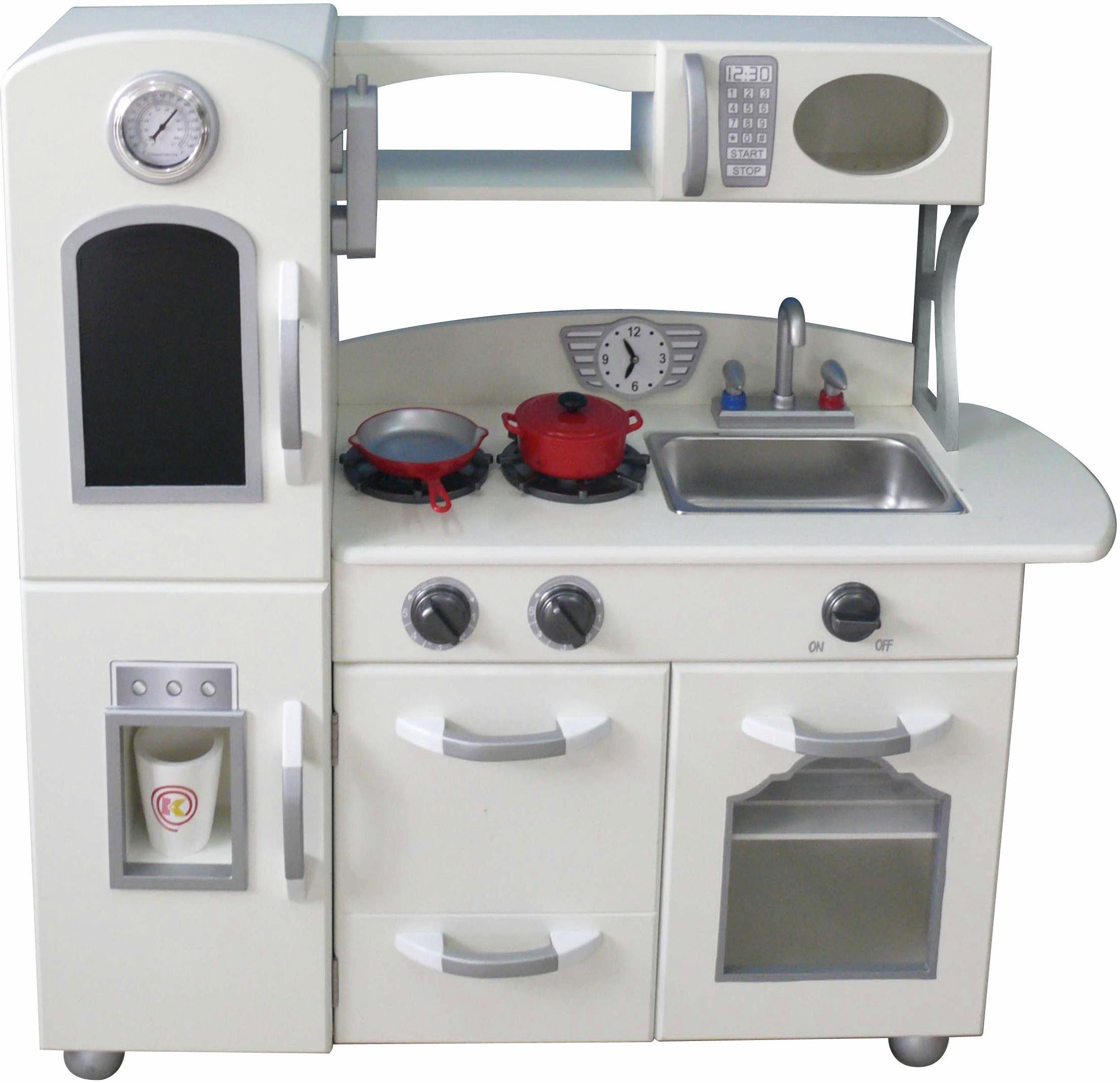 TEAMSON Kids Küche für Kinder, »Spielküche, weiß«