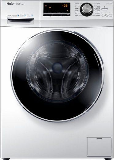 Haier Waschmaschine HW80-B14636, 1400 U/Min