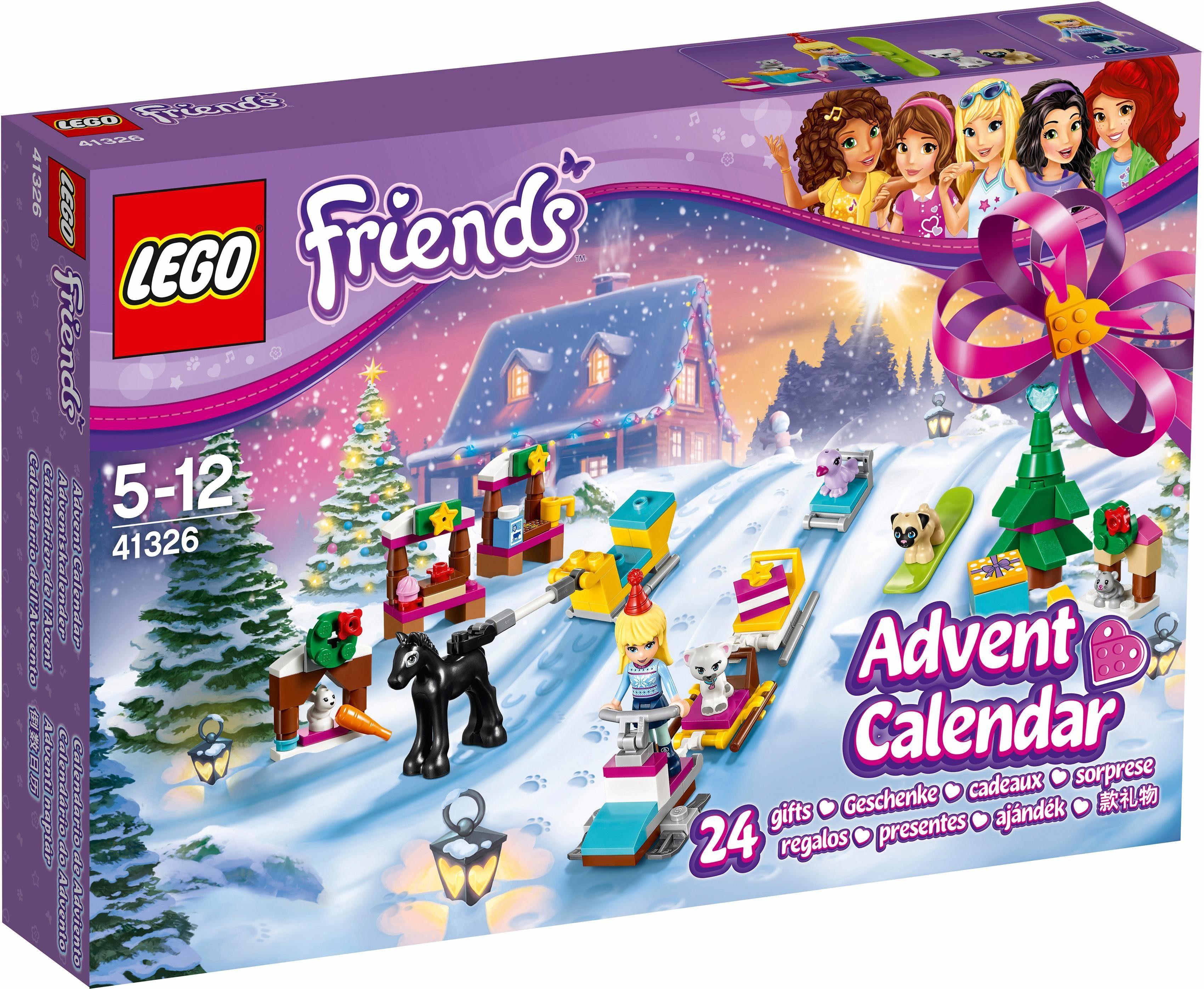 LEGO® Adventskalender (41326), »LEGO® Friends«