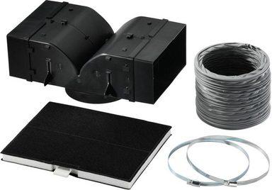 Constructa Umluftmodul CZ5102X5, Zubehör für Dunstabzugshauben mit Umluftbetrieb, Starterset