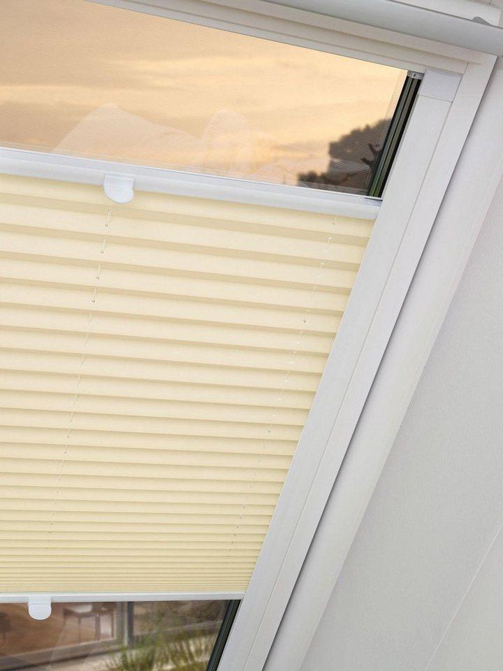 Dachfensterplissee Nach Mass Dena Good Life Lichtschutz Mit