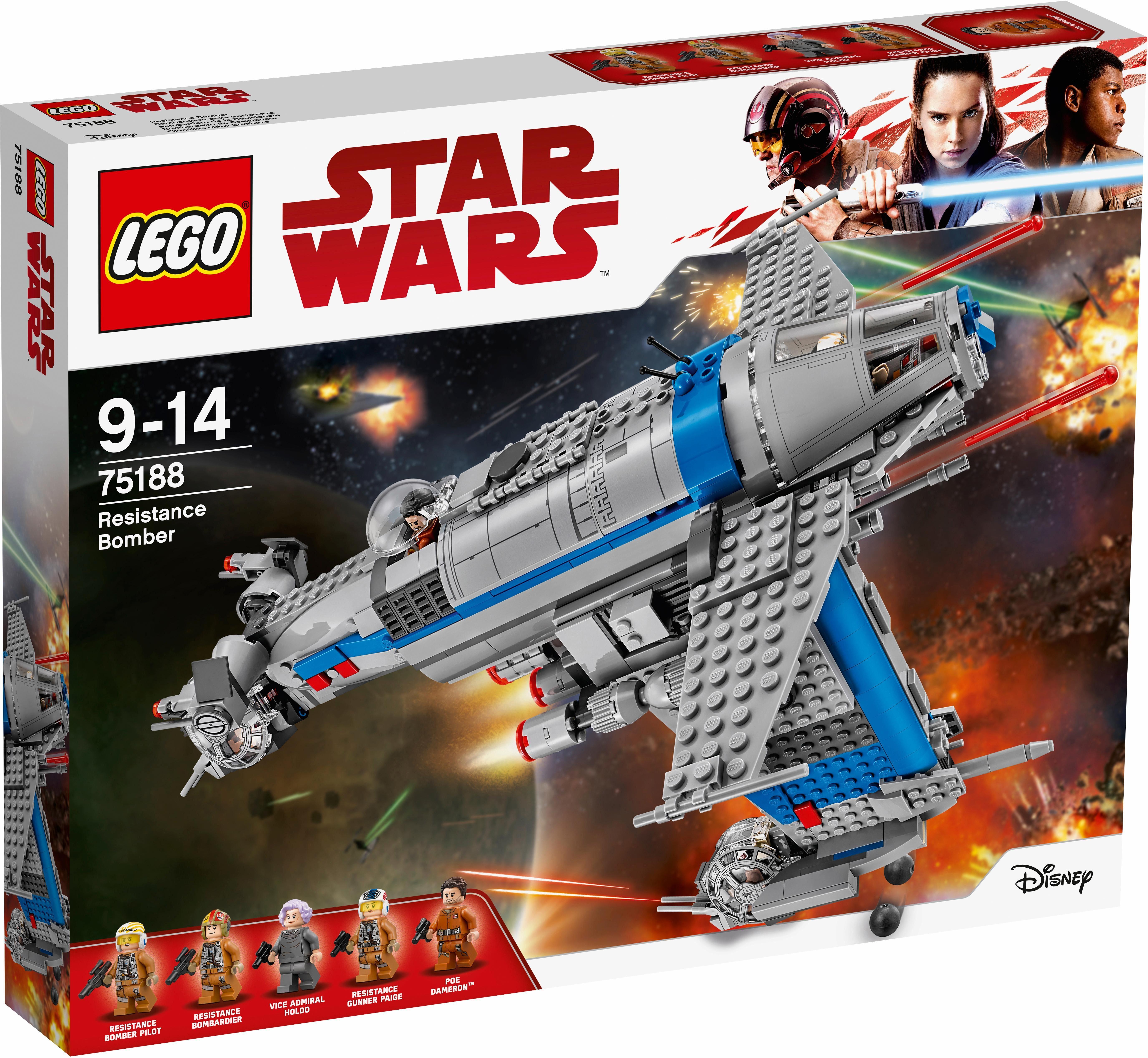 LEGO® Resistance Bomber (75188), »LEGO® Star Wars™«