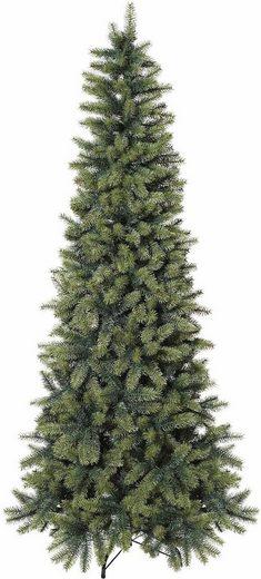 Creativ deco Künstlicher Weihnachtsbaum, in schlanker Form