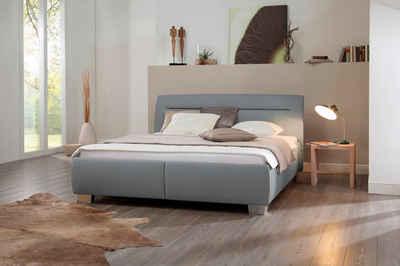 ADA premium Polsterbett »Alana«, inkl. Stauraum und Lattenrost, wahlweise mit Matratze