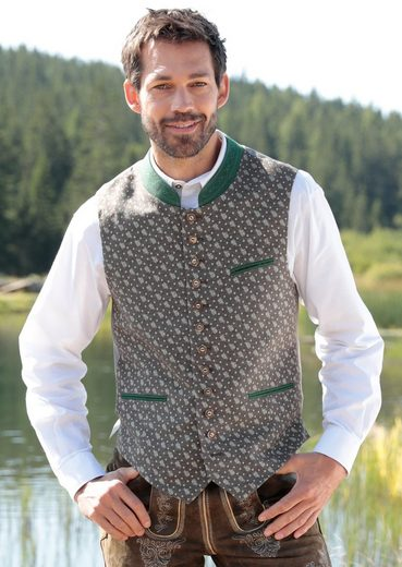 Country Line Trachtengilet Men Lined