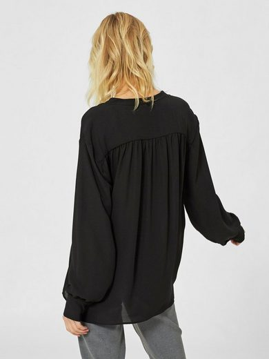Selected Femme Loose-Fit- Hemd